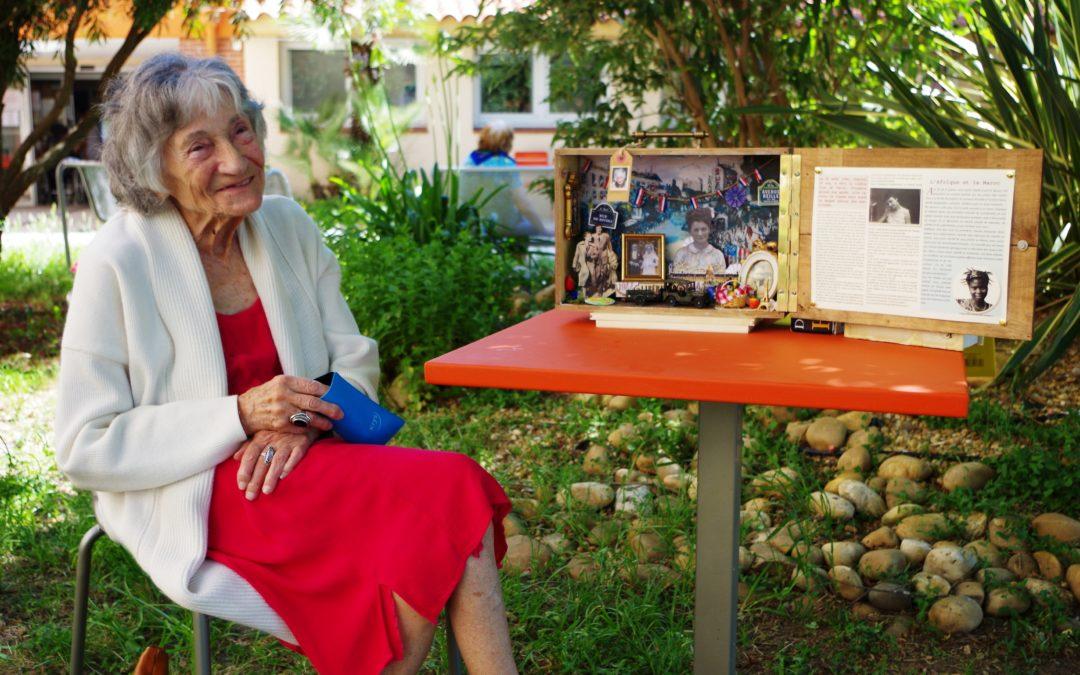 Mme Jeanine Sanchez mise à l'honneur dans l'Indépendant