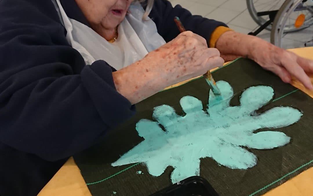 A la manière de Matisse  – Peindre avec des ciseaux